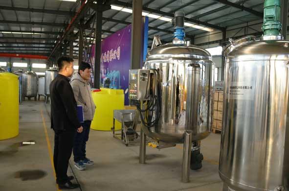 新疆车用尿素生产设备