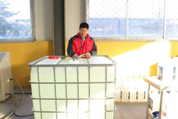 云南车用尿素生产设备