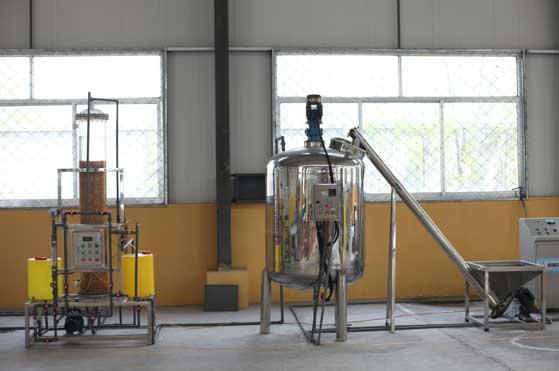 广西车用尿素生产设备