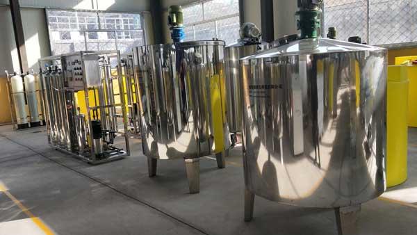 新疆汽车尿素生产设备
