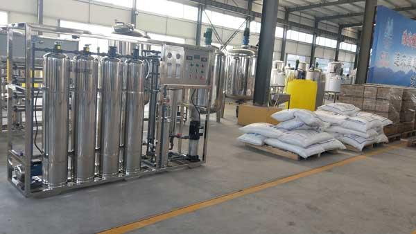 陕西汽车尿素生产设备
