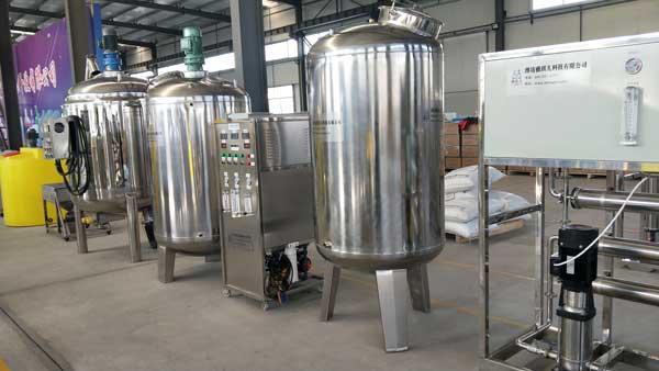 青海汽车尿素生产设备