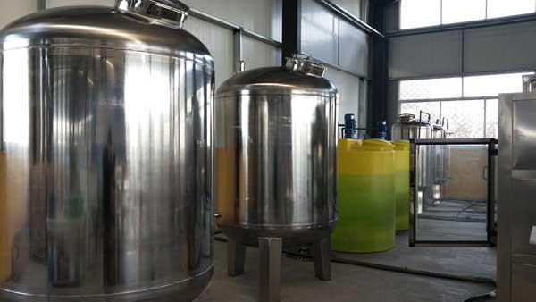 云南汽车尿素生产设备