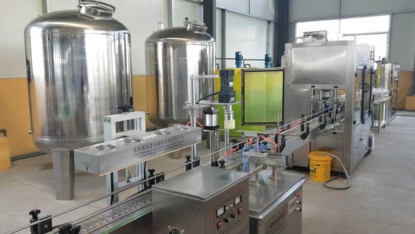 西藏汽车尿素生产设备