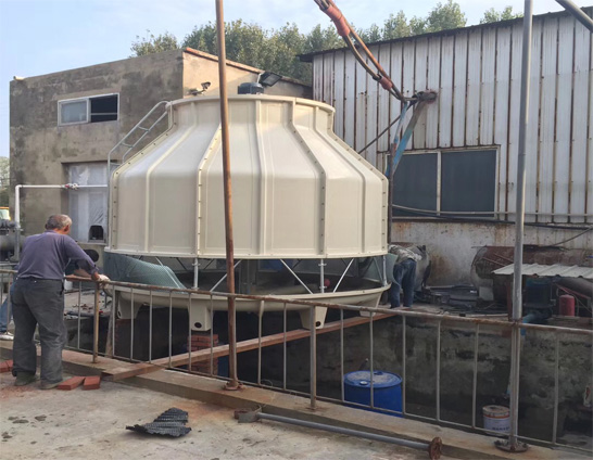 圆形冷却塔生产厂家