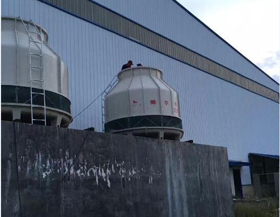圆形冷却塔供应