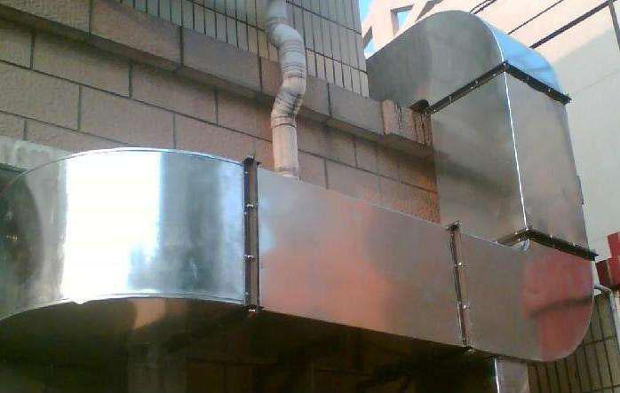 高空油烟净化器
