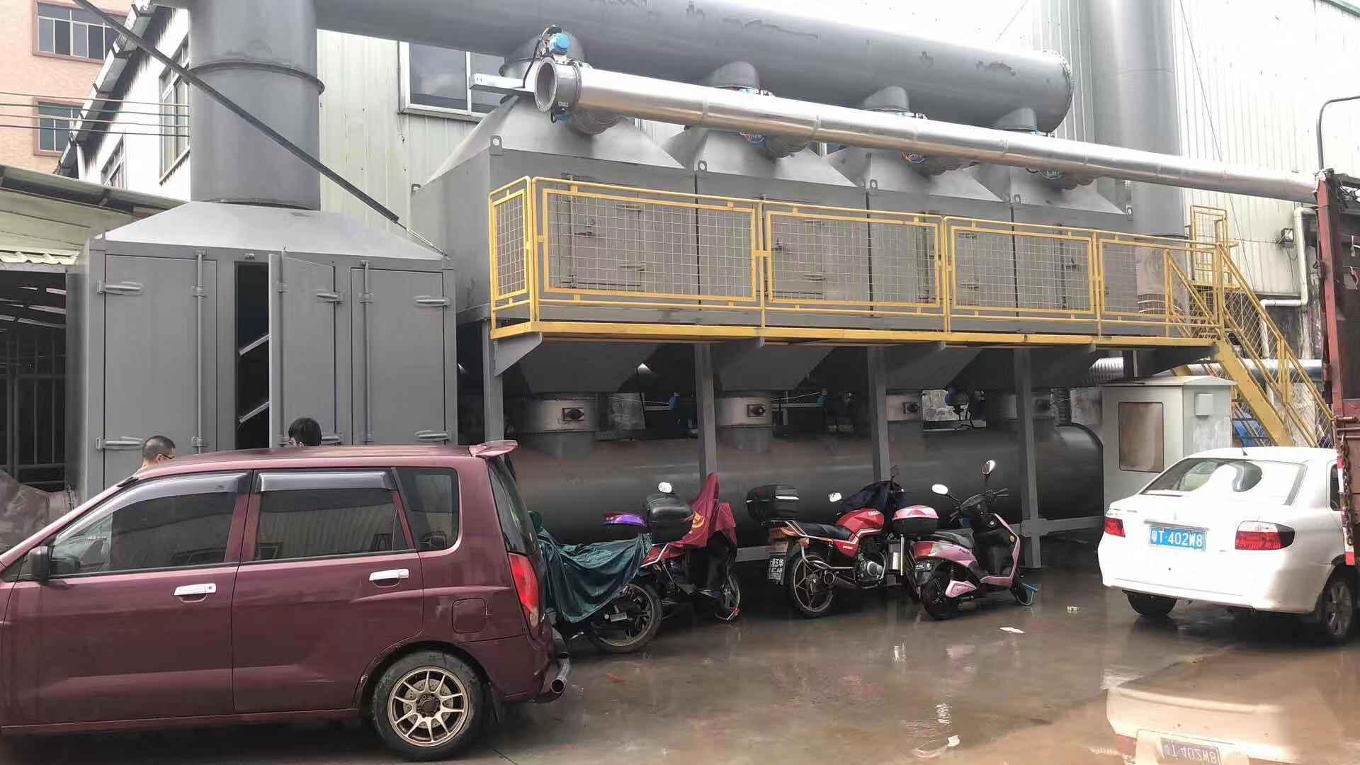 深圳催化燃烧设备