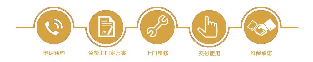 重庆沙发维修流程