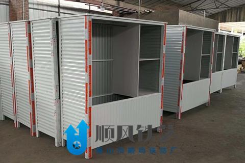 四川铝合金衣柜的工厂