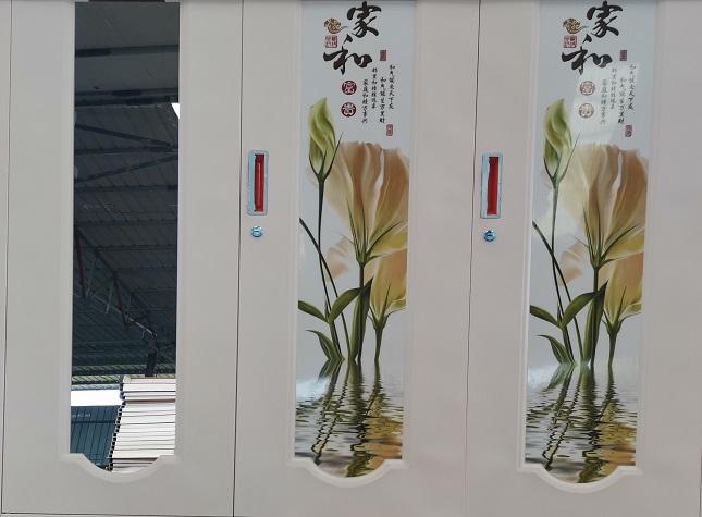 简阳铝合金衣柜-SF01