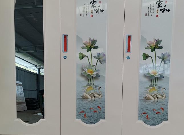 资阳铝合金衣柜-SF01