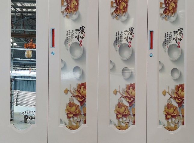 乐山铝合金衣柜-SF02