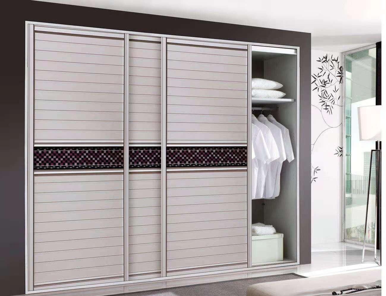 仁寿铝合金衣柜厂家与你一起看看全铝衣柜的优点