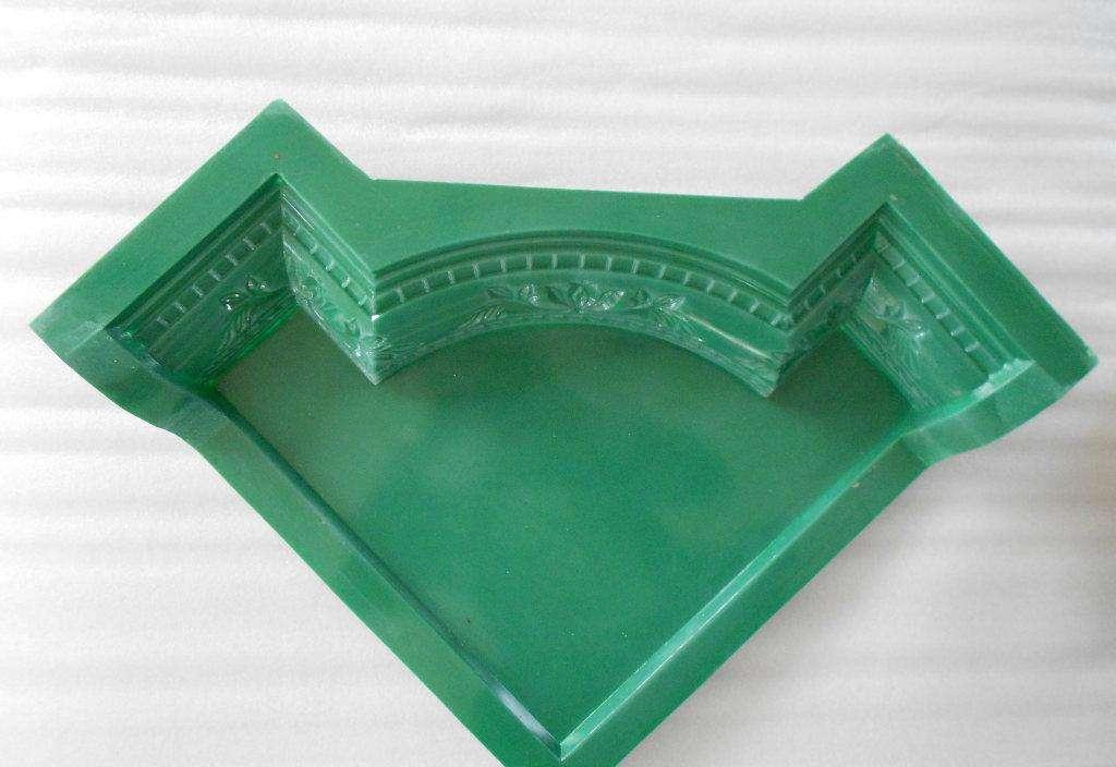 石膏线模具的正确安装方法是什么?
