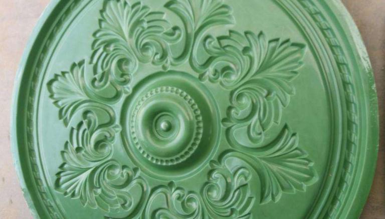 高密石膏线模具吊顶装饰的特点是什么