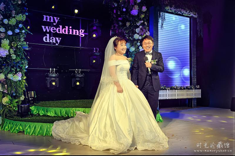 沈阳太平洋丽晶酒店婚礼跟拍