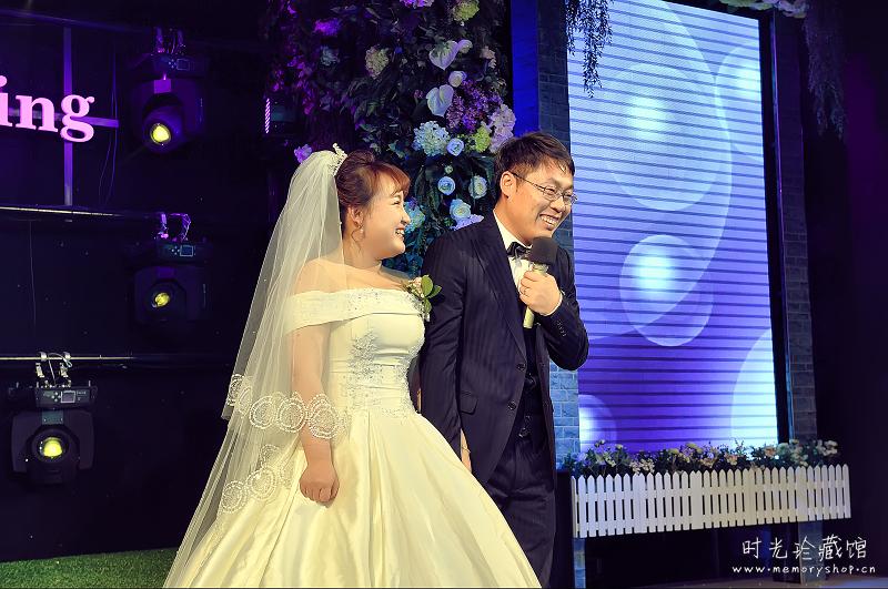 沈阳君悦酒店婚礼跟拍
