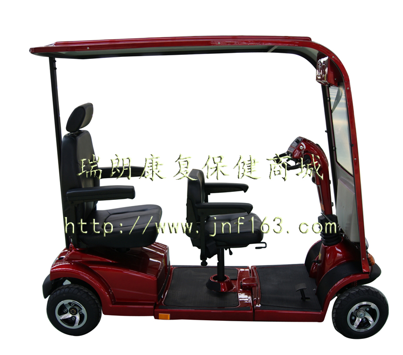 款式新颖的老年代步车,带棚老年代步车,如需详情请咨询:0371-高清图片