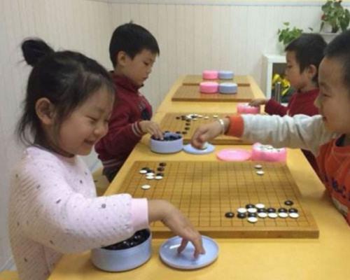 智慧围棋班
