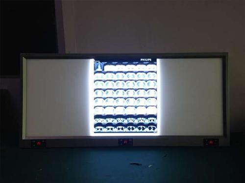 LED观灯片