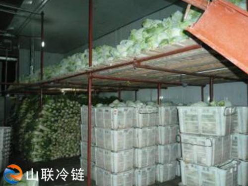 福州蔬菜冷库