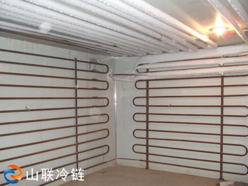福建盘管冷库