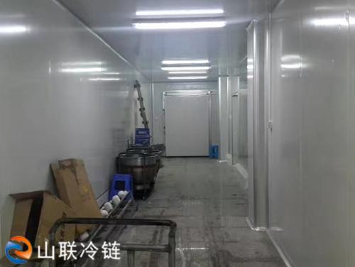 福州环榕食品有限公司冷冻库
