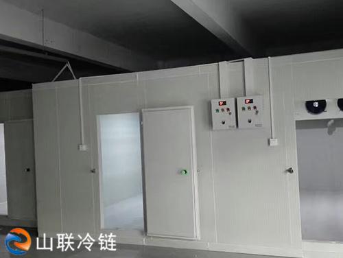 福州金豆豆食品有限公司恒温恒湿发酵室+冷藏库