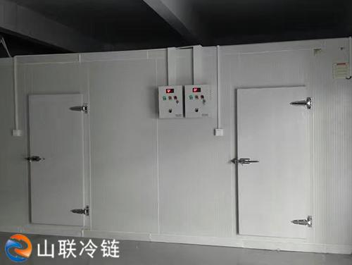 福州金豆豆食品有限公司恒温恒湿发酵室+ 冷藏库