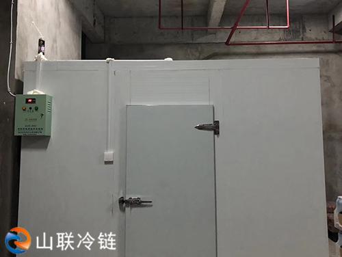 福州源喜东贸易有限公司奶制品冷藏库