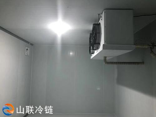 长乐机场伊示雅咖啡冷冻库