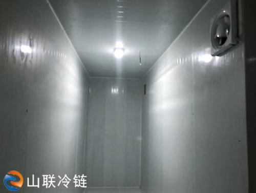 长乐机场 伊示雅咖啡冷冻库
