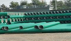 HDPE双壁波纹管厂家直销-陕西康卫管业