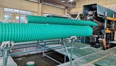 在施工过程中,HDPE双壁波纹管的安装要注意哪些事项》