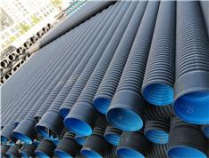 HDPE双壁波纹管的施工要求
