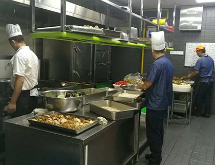 简述一下食堂承包公司应该有怎么样的实力?