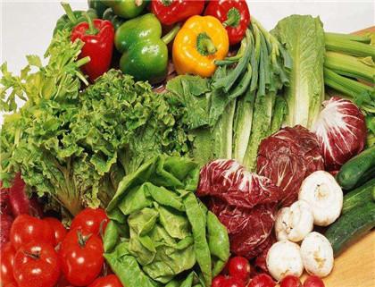 重庆蔬菜配送公司一年中每个月适合的蔬菜有哪些?