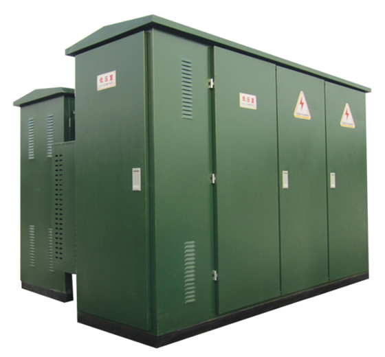 AZBW-35/0.69-1600系列美式箱式变电站