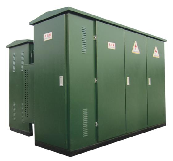 AZBW(ZGS)11-Z-1250/10系列美式箱式变电站