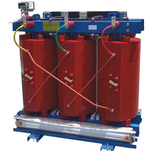 SC(ZB)9系列10kV级树脂绝缘干式变压器