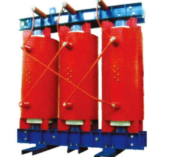 SC(ZB)9/10系列35kV级树脂绝缘干式变压器