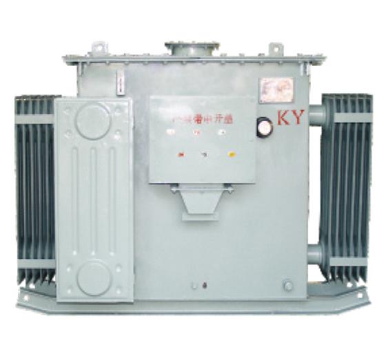 KS9-(50~630)/10kV三相矿用油浸式电力变压器