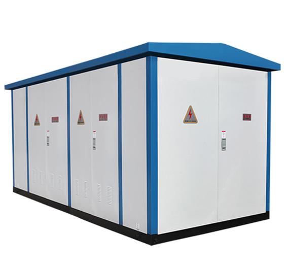 YB-40.5/0.69-1600系列太阳能风力发电箱式变电站