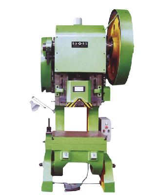 J23系列开式可倾式压力机