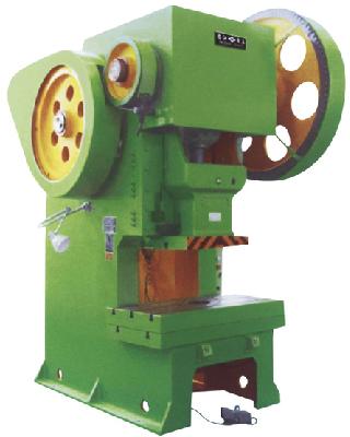 J21系列开式固定台压力机