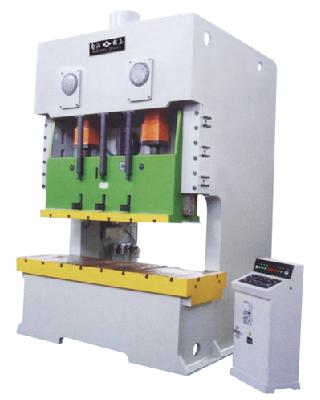 J25系列开式固定台双点压力机