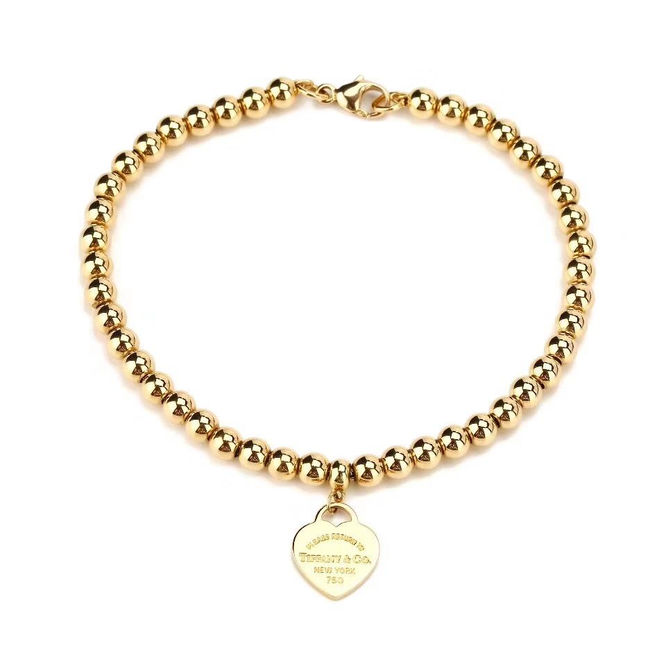 Tiffany金手链