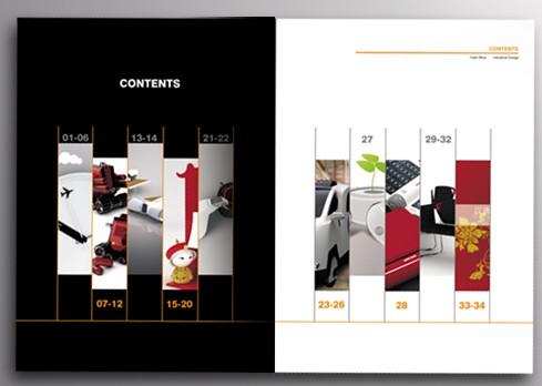 册设计制作印刷是品牌营销的重要战略  西安宣传册制作一个成功的企业图片