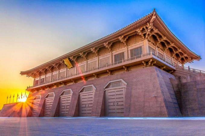 舌尖上的中国美食嘉年华 ——走进古都西安美食之旅